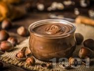 Домашен течен шоколад с кокосово масло и мед